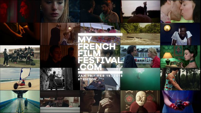 Discover the jury and the selection of the 8th edition of MyFrenchFilmFestival! / Découvrez le Jury et la sélection de la 8e édition de MyFrenchFilmFestival ! - Trailer
