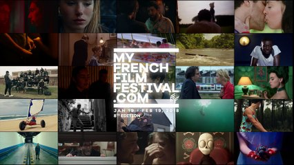 Official Trailer - MyFrenchFilmFestival 2018