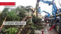 Une mini-tornade ravage deux villages des Pyrénées Orientales