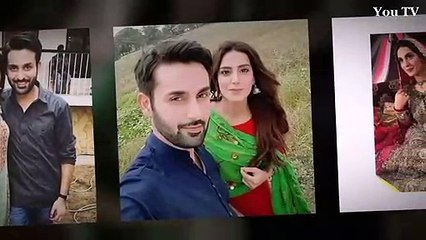 Iqra Aziz Got Engaged But With Whom  Check out Beautiful Pictures
