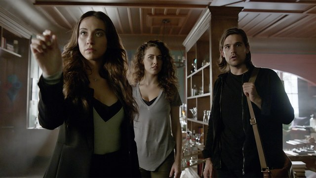 The Magicians Season 3 Episode 1 : Episode The Tale of the Seven Keys Full