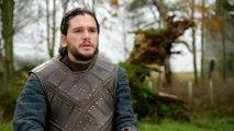 Jon Snow teme decepcionar a los fans de Juego de Tronos