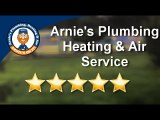 Sewer And Drain Line Cleaning Service Springfield MO - 5 STAR - Arnie's Plumbing, Heating and Air