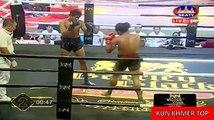 Oum Chomroeun vs Superchhai(thai), Khmer Boxing Seatv 07 Jan 2018, Kun Khmer vs Muay Thai