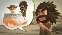 Oko Lele - Episode 1 - Lost in time - animated short CGI - funny cartoon - Super ToonsTV