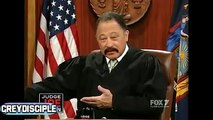 JUDGE JUDY TYPE CASE: WHEN 2 MEN BREAK UP WORDS FLY! JUDGE JOE BROWN CANT STOP LAUGHING!