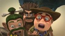 Oko Lele - Episode 1-7 - Sleep Eater - animated short CGI - funny cartoon - Super ToonsTV