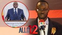 Discours à la nation dans Allo12 avec Tapha Toure ak Ndiol Toth Toth