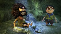 Oko Lele - Episode 3 - Sleep Eater - animated short CGI - funny cartoon - Super ToonsTV