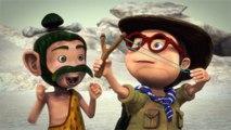 Oko Lele - Episode 4 - Slingshot - animated short CGI - funny cartoon - Super ToonsTV