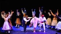 """Extraits du spectacle """"En Piste"""" par le groupe folklorique """"Nice La Belle"""" - 4/5"""