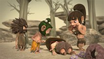 Oko Lele - Episode 8 - Eva - animated short CGI funny cartoon - Super ToonsTV