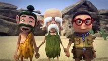 Oko Lele - Episode 14 - Over The top - Animated short CGI - funny cartoon - Super ToonsTV