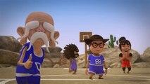 Oko Lele - Episode 16 - Slam Dunk - Animated short CGI - funny cartoon - Super ToonsTV