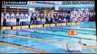 大橋悠依 競泳で世界に勝�