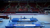 GRAPSAS Marios (GRE) - 2017 Trampoline Worlds, Sofia (BUL) - Qualification Trampoline Routine 2-