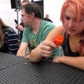 Ce concours de mangeurs de piment est très très CHAUD