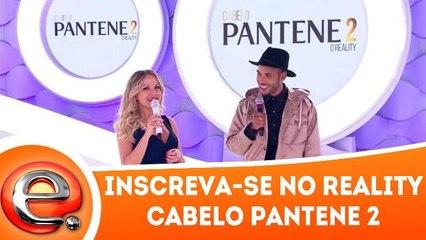 Inscrições abertas para o Reality show Cabelo Pantene 2
