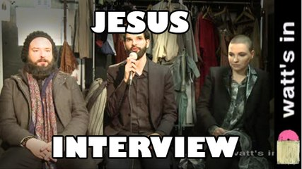Jesus, le Musical : Interview Exclu
