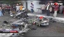 Ledakan Bom Molotov di Gereja Oikumene Samarinda