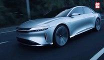 VÍDEO: No conoces este coche y lo sabes, Lucid Air