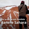 Algérie: De la neige dans le Sahara !