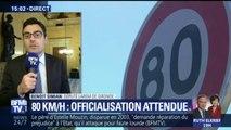 """80km/h : le député LaREM Benoît Simian est """"pour le statuo quo"""" à 90 km/h sur le réseau en bon état"""