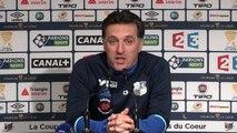 Amiens SC - PSG - Christophe Pélissier - Coupe de la Ligue