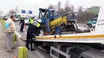 Trafik kazaları: 1 ölü, 2 yaralı - KONYA