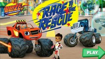 Blaze And The Monster Machines Nickelodeon Full Episodes Games Blaze Race - Nick Jr Kids