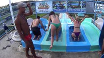 Big R4LLY Water Slide at Wetn Wild
