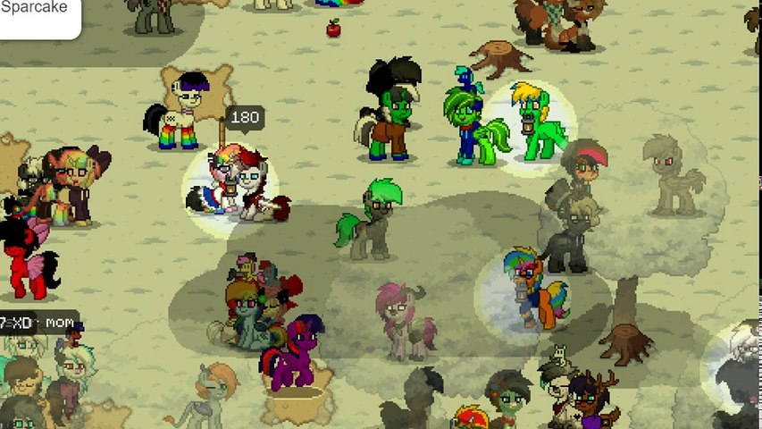 I Almost got banned in Ponytown by My Enemies!(Not a Joke)