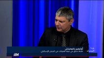 أوليفييه رافوفيتش: هناك تفهّم روسي للضربات الاسرائيلية التي تهدف لمنع حصول حزب الله على أسلحة متقدمة