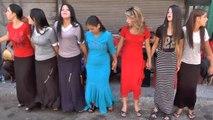 Türkiye de Suriye li düğünü
