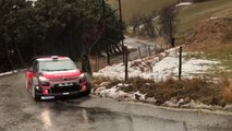 Rally Monte Carlo 2018 Test - Citroën C3 WRC - Kris Meeke & Paul Nagle