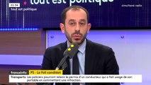"""Les dirigeants socialistes """"devraient présenter des excuses aux Français pour leur comportement"""""""