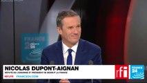 Nicolas Dupont-Aignan sur les présidentielles de 2017