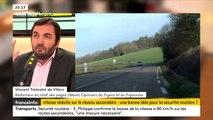 """Vincent Trémolet de Villers (Le Figaro) : """"Cette affaire va achever d'installer Macron comme président des métropoles face à une France des oubliés"""""""