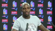 Devin McCourty may consider Logan Ryan a brother, but he does not wish him well on Saturday.