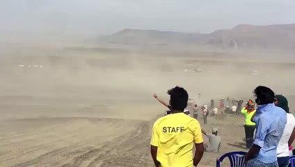 El boliviano Marco Bulacia está firme tras la cuarta etapa