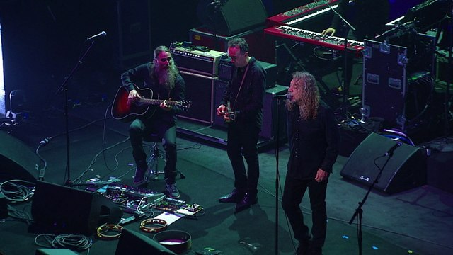 Robert Plant And The Sensational Space Shifters - Live At David Lynch's Festival Of Disruption - Trailer