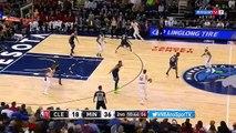 Melhores Momentos: Timberwolves vs. Cavaliers (SporTV)