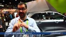 Kia Niro EV : la future référence du SUV électrique ? - en direct du CES Las Vegas 2018