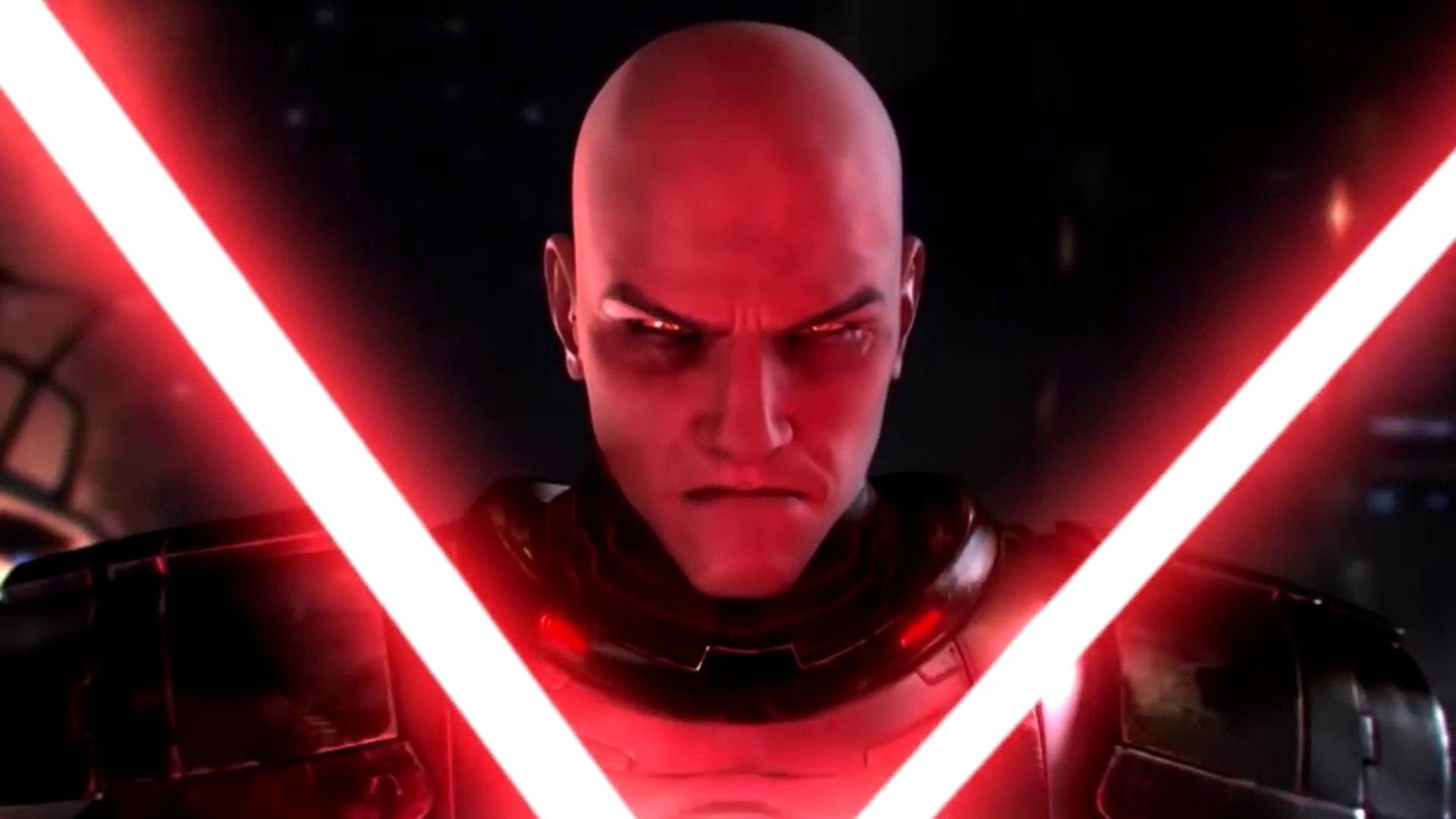 Star Wars The Jedi vs Darth Vader HD Superhero Movies - Part 1