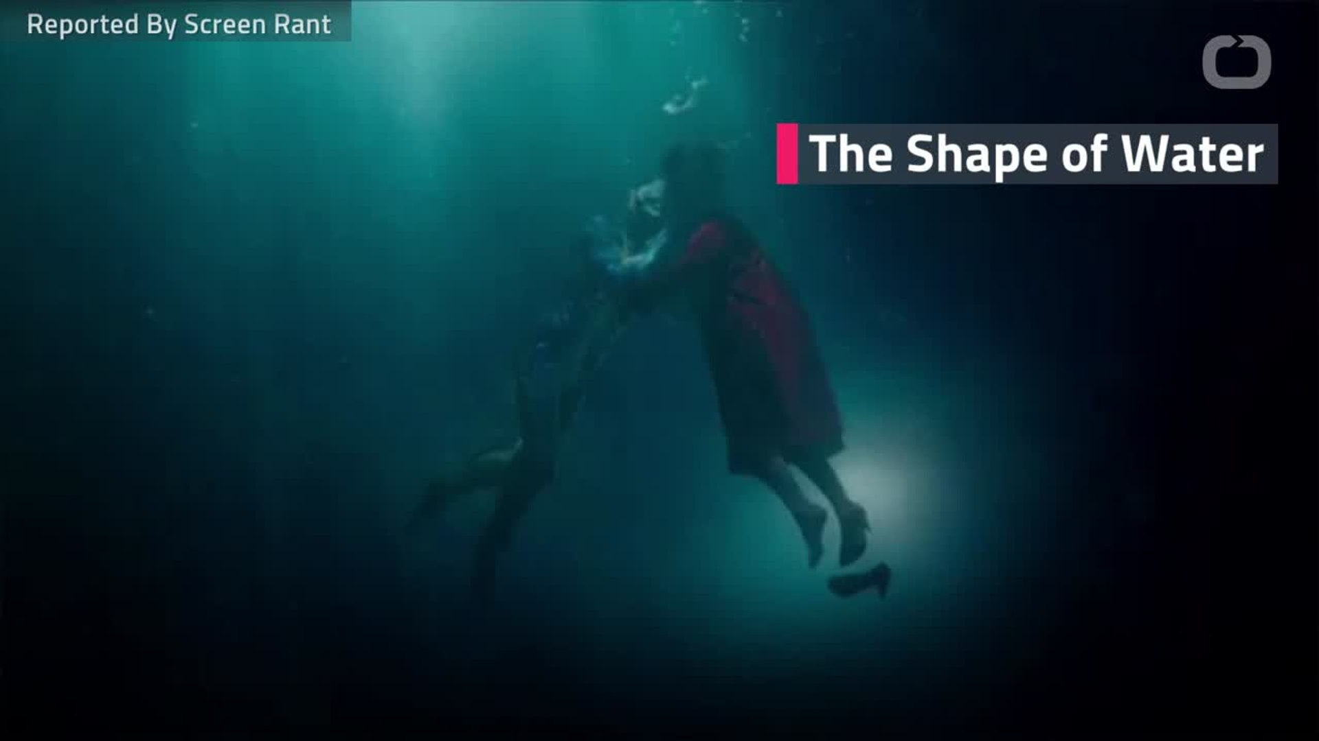 The Shape Of Water Dominates Bafta Nods Video Dailymotion