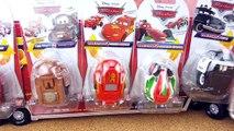 Машинки Трансформеры Тачки Disney Pixar Игрушки из мультика Молния Маквин, Метр. Toys Cars. 라이트닝 맥퀸은