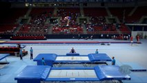 SUELT Adam (CZE) - 2017 Trampoline Worlds, Sofia (BUL) - Qualification Trampoline Routine 2