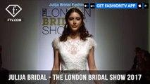 Julija Bridal The London Bridal Show 2017 Princess Bride Fabulous Designs   FashionTV   FTV