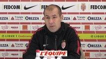 Foot - L1 - Monaco : Jardim «J'aimerais garder Lemar pendant dix ans»