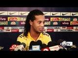 Entrevista de Ronaldinho Gaúcho